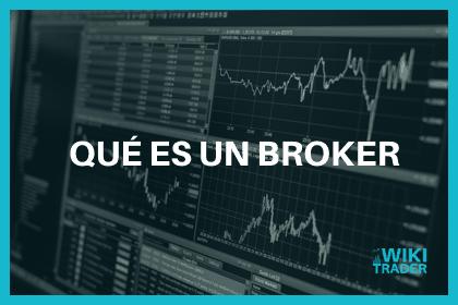 qué es un broker